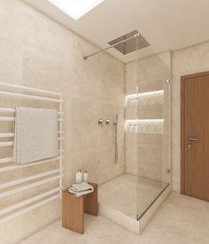 Architect Katka Petkovšek for Perfecto design: Elegant bathroom LONDON