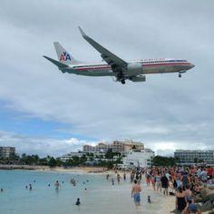 Besuch der 2 spektakulärsten Airports in der Karibik  In diesem Jahr stand zum ersten Mal ein Törn durch die Leeward Islands auf dem Pro