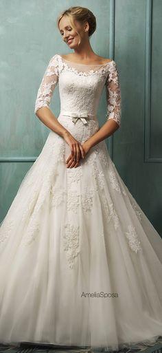 Amelia Sposa 2014 vestidos de novia