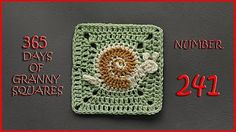 365 Days of Granny Squares Number 232 - YouTube