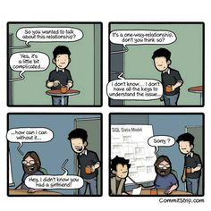So I think I'll start posting daily again. #nerdjoke #geekhumor #nerdhumor #nerdjokesfornerds #geekjoke #programming #programminghumor #codingjoke #codinghumor #coding #computer #computerjoke #computerhumor #computerscience #computersciencehumor #computersciencejoke #python #cplusplus #java #nerd #geek #truestory #funny #programmer #coder #Apple #Linux #Windows #github #softwareengineer
