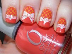 Vintage Musings Of A Modern Pinup: Orly OLE Review