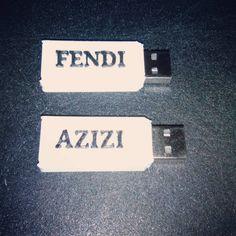 #3dprinting  custom pendrive case Experimental Music, Fendi, Usb Flash Drive, 3d Printing, Instagram, Impression 3d, Usb Drive