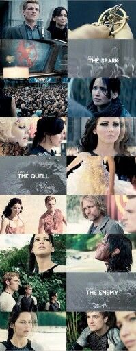 #Catching Fire!