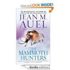 The Mammoth Hunters (Earth's Children, Book Three): with Bonus Content