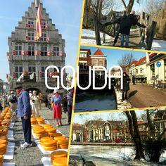 gouda city amsterdam netherlands holland