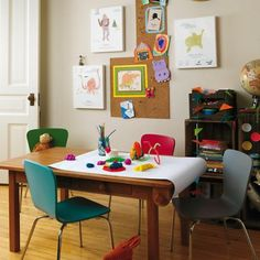 Bring Art Into the Mix-10 Tips for Creating a Playroom That Is Both Fun and Educational