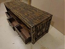 Nábytok - Tv stolík - 3466783