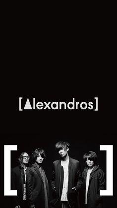 [Alexandros]/アレキサンドロス [04]iPhone壁紙 iPhone 7/7 PLUS/6/6PLUS/6S/ 6S PLUS/SE Wallpaper Background
