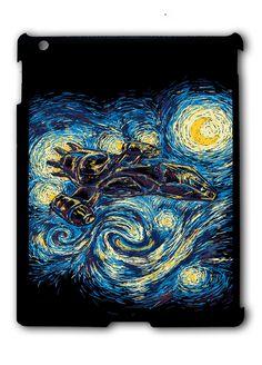 Firefly Serenity Starry Night iPad 2 3 4, iPad Mini 1 2 3 , iPad Air 1 2