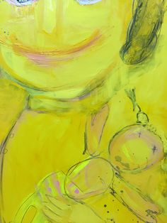 Detail - Hugs and kisses.
