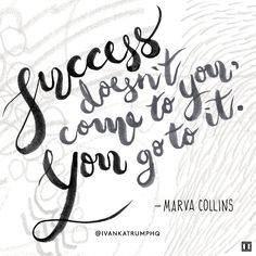 #WiseWords from Marva Collins