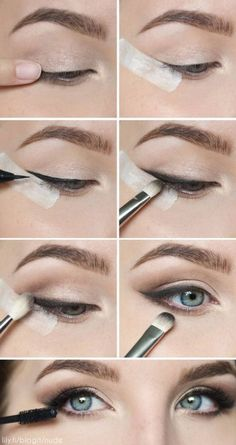 Check eye makeup tutorial for beginners step by step apply eyeliner, eye makeup . - - Check eye makeup tutorial for beginners step by step apply eyeliner, eye makeup tutorial kylie jenner make up, eye makeup tutorial step by step natura. Eye Makeup Blue, Eye Makeup Tips, Makeup Trends, Makeup Inspo, Hair Makeup, Makeup Products, Makeup Ideas, Hair Products, Eye Makeup Tutorials