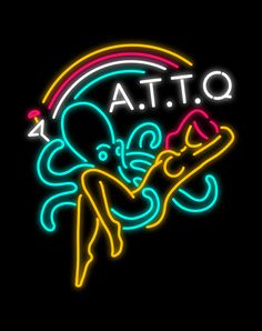 ATTQ animated .gifs on Behance
