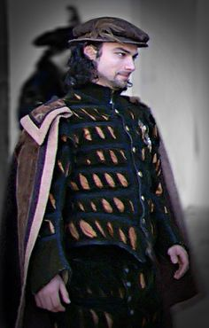 Aidan Turner - The Tudors - S01.Ep01 Yeah!! 3 second in episode :D It's a pity that he didn't play larger role.