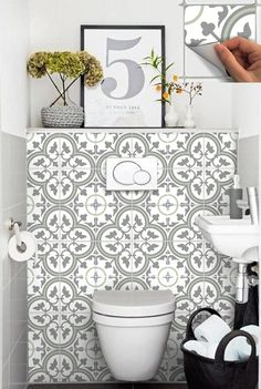 fliesen streichen SNAZZYDECAL offers you a easy and quick way to update your home without the mess of knocking off the wall. Orders are in the pack of or in various Tile Decals, Wall Tiles, Vinyl Decals, Kitchen Vinyl, Kitchen And Bath, Toilet Closet, Bad Wand, Tuile, Linoleum Flooring