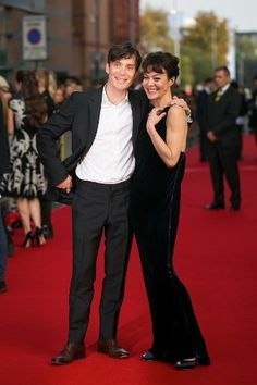 Helen McCrory and Cillian Murphy at an event for Peaky Blinders Classic Actresses, Actors & Actresses, Cillian Murphy Family, Peaky Blinders Merchandise, Birmingham, Cillian Murphy Peaky Blinders, Cartoon Tv Shows, Don Juan, Chick Flicks