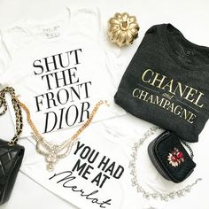 graphic tees, graphic tshirts, graphic shirts, dior, merlot, champagne, sweatshirts, graphic sweaters, how to style your graphic shirt, quotes, cute quotes, fashion, fashion inspiration, winter wardrobe, outfit of the day
