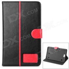 DULISIMAI Stylish Flip Open PU Case w/ Stand / Card Slots for 8.4'' Samsung Galaxy Tab S T700 Price: $10.22
