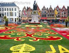 bruges belgium attractions | Bruges Flower Festival, Belgium, 2872091, Europe, Belgium, Bruges ...