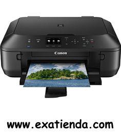 Ya disponible Multif. Canon mg5550 wifi    (por sólo 96.95 € IVA incluído):   - Equipo Todo en Uno de 5 tintas de alta calidad con sencilla impresión móvil y en la nube  - Un equipo Todo en Uno Wi-Fide alta calidad para el hogar con funciones de impresión, copia y escaneo. Entre sus características se incluyen 5 tintas individuales,conectividad avanzada para impresión con smartphone y directa desde la nube además de opciones de tinta XL.  -Tipo de dispositivo:Impres