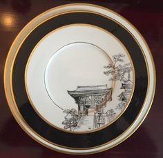 Grisaille chinoiserie