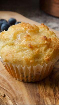 All Bran, Cupcake Cakes, Cupcakes, Lemon Muffins, Blueberry Cake, Cake Bars, Breakfast Muffins, Muffin Recipes, Pumpkin Recipes