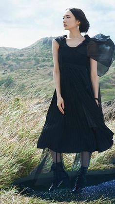 #perfume#のっち#大本彩乃#無限未来#ちはやふる#ドレス