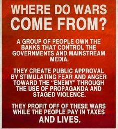The truth about wars