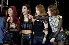 T-ara #Tiara #Tara #Qri #Hyomin #Jiyeon #Eunjung