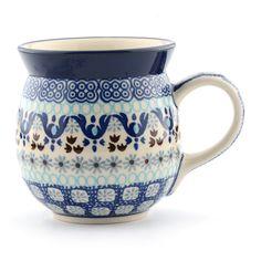 Buy Bunzlau Castle Rimmed Mug - Marrakesh | Amara