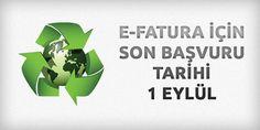 1 Eylülden İtibaren E-Fatura Dönemi Başlıyor! - http://j.mp/15lheOk #ozicab #ozicabcom #efatura #telekom #turktelekom