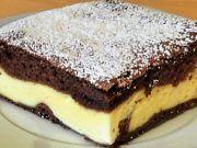 Fantastický tvarohový dort se zakysanou smetanou: Recept Zde