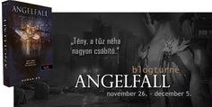 Angelfall blogturné | Blogturné Klub