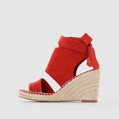 553c08e026e56 Sandales femme, tongs pas cher - La Redoute Outlet. Sandales Pas CherAchat  ChaussuresTalons ...