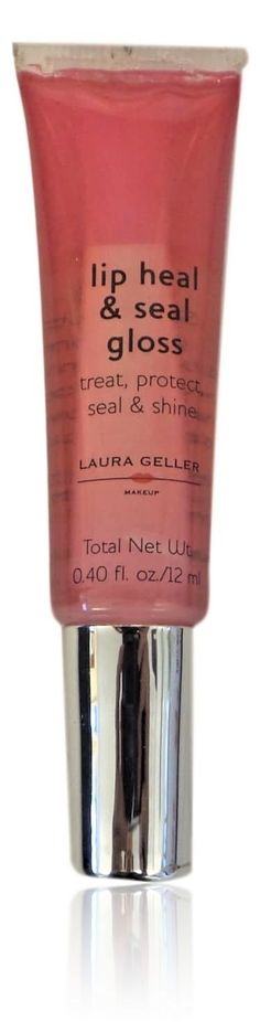 Laura Geller Lip Heal & Seal Gloss Treat, Protect, Seal & Shine, Original fl oz ml) - Beauty Products Online Best Makeup Products, Beauty Products, Laura Geller, Seal, Healing, Lips, Treats, Cosmetics, The Originals