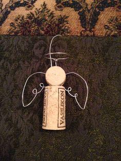 Cork angel