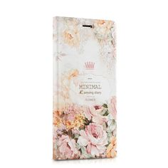Designer Case For Redmi 3S Luxury Cover Floral Stylish PU Leather Flip Cover For Redmi 3 Case Stand Special Flower Design