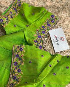 Hand Work Blouse Design, Simple Blouse Designs, Stylish Blouse Design, Fancy Blouse Designs, Bridal Blouse Designs, Saree Blouse Designs, Maggam Work Designs, Blouse Neck, Hand Designs