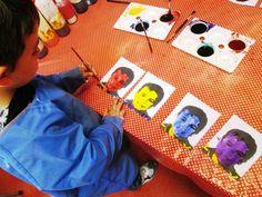 n Grâce au logiciel PHOTOFILTRE, on peut facilement transfomer le portrait d'un enfant. Il suffit d'ouvrir...