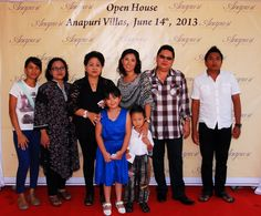 Great time Anapuri Villas Open House agent gathering