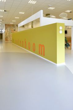 Design of the Healthcare Centre Roosendaal, Netherlands. Trends in healthcare and hospital design.