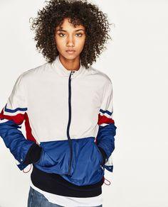 Zara's Man Collection Color Block Jacket