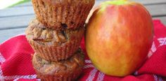 Paleo Zucchini Apple Muffins (I added shredded sweet potato and was quite good!)