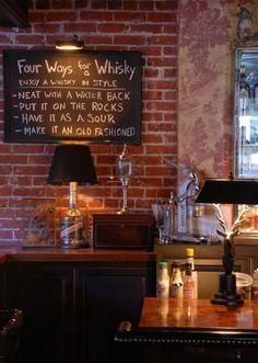 whiskey tasting at 7 grand