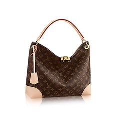 eadbb0e0cbe LOUIS VUITTON Berri Pm. #louisvuitton #bags #canvas #leather #lining #