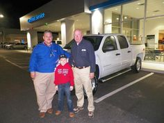 www.DriveBaby.com  On behalf of salesman Ray Lockamy and the rest of us at the Milton Ruben Superstore, thank you and congratulations on your new Chevrolet Silverado Mr. Axon! #DriveBaby