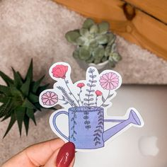 This is my handmade and waterproof Vinyl-Sticker Arts And Crafts, Paper Crafts, Diy Crafts, Printable Stickers, Custom Stickers, Crafty Projects, Projects To Try, Scrapbook Stickers, Sticker Shop