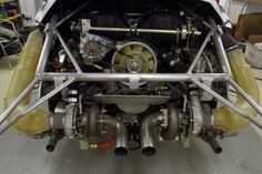 На продажу выставлен уникальный гоночный болид Porsche 935 Moby Dick