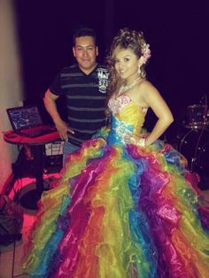 I love this quincenera dress!! My dream quincenera dress I was not hopeing for a 15 party but with dress in the world I am exited!!!!!